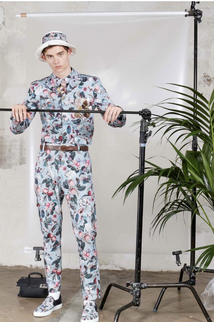 les tendances mode pour hommes printemps 2018 patricia tr panier image style styliste. Black Bedroom Furniture Sets. Home Design Ideas